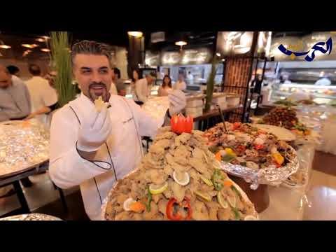 شاهد مطعم إماراتي يفرض غرامة على مَن لا يأكل طعامه بالكامل