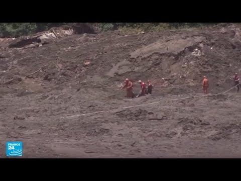 ارتفاع ضحايا انهيار سد منجمي في البرازيل إلى 99 قتيلًا