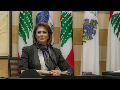 شاهد ريا الحسن توضّح إستراتيجيتها لحفظ الأمن في لبنان