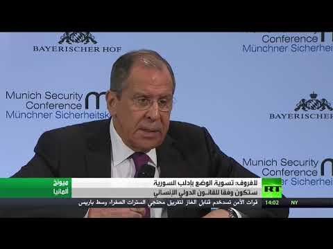 شاهدلافروف يؤكّد أن التسوية في إدلب ستكون وفق القانون