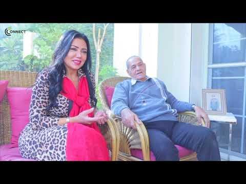 شاهدوالد رانيا يوسف يكشف تفاصيل خاصة عن حياة ابنته