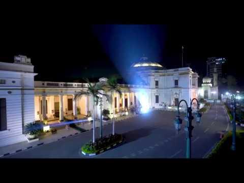 شاهد علي عبدالعال يفتتح جلسة البرلمان المصري الثلاثاء
