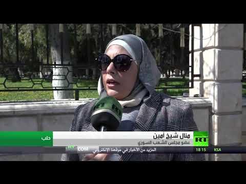 شاهد جبهة النصرة استهدافها للأحياء السكنية في حلب