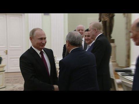 شاهد بوتين يكشف عن حجم الاستثمار البريطاني في روسيا