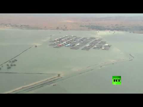 شاهد عبدالرضا رحماني فضلي يُؤكد أن السيول تهدد نحو 400 ألف شخص