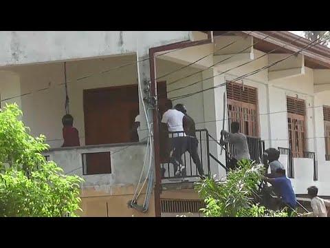 هجوم على منازل ومساجد وممتلكات مسلمين في سريلانكا