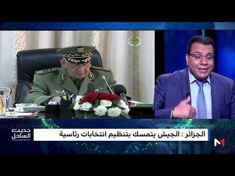 اسليمي يتحدث عن سيناريوهات خروج الجزائر من دولة الجيش