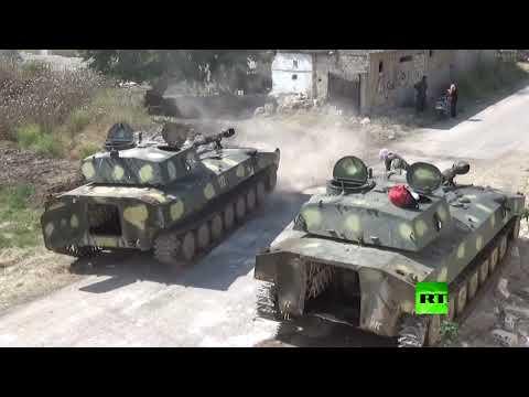 الجيش السوري يفرض السيطرة على بلدة الحويز في ريف حماة