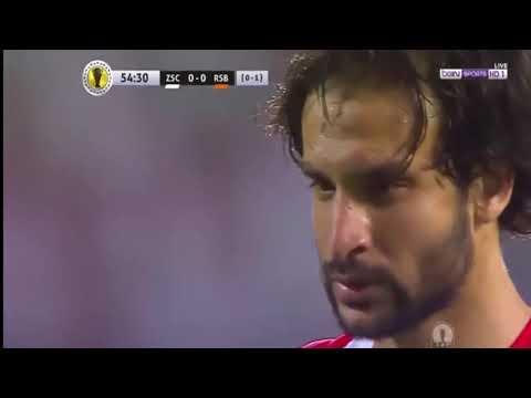شاهد هدف لاعب الزمالك محمود علاء في نهضة بركان