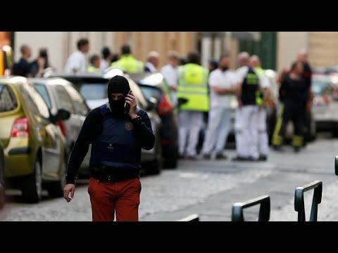 شاهد مكافحة الإرهاب الفرنسي تؤكد أن تفجير ليون لم يعلن أحد مسؤوليته عنه