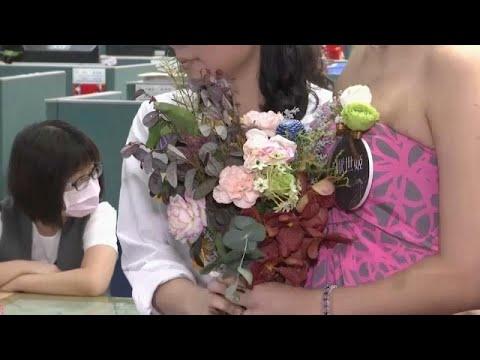 تايوان أول منطقة آسيوية تُسجل زواج المثليين في دفاتر الحالة المدنية