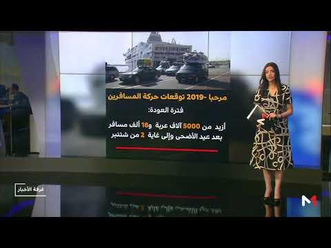 أرقام رسمية ومعطيات جديدة بشأن مرحبا 2019 لاستقبال المغاربة