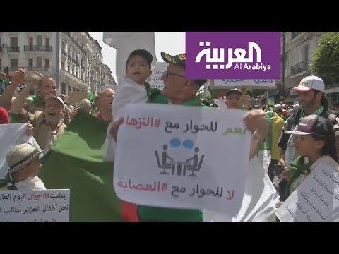الجيش الجزائري يعرض خارطة طريق من 4 نقاط لحل الأزمة