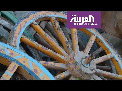 شاهد عباس صابر كلمة السر في إكسسوارات السينما والدراما المصرية