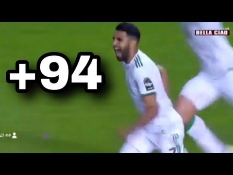 شاهد بكاء المُعلِّق بعد هدف التأهل القاتل للمنتخب الجزائري ضد نيجيريا