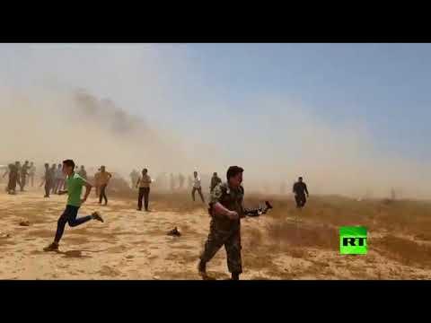 تفجير استهدف قيادات الجيش الليبي في بنغازي