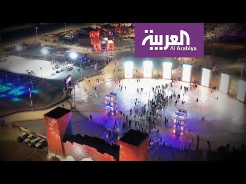 شاهد 11 دولة تعرض تاريخها في سوق عكاظ في نسخته الثالثة عشر