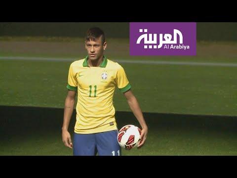 شاهد عشاق كرة القدم يترقبون أخبار احتمال عودة نيمار إلى برشلونة