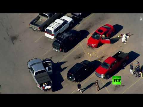 شاهد 4 قتلى في إطلاق نار بولاية أوكلاهوما الأمريكية
