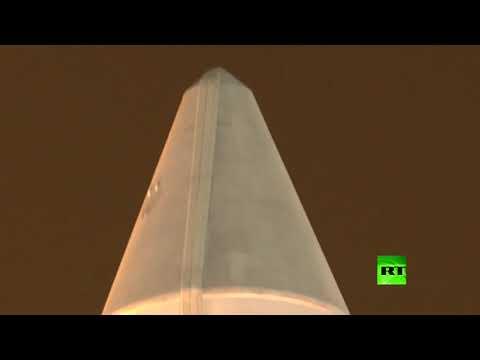 شاهد روسيا تطلق قمرًا عسكريًا جديدًا يصل مداره الفضائي