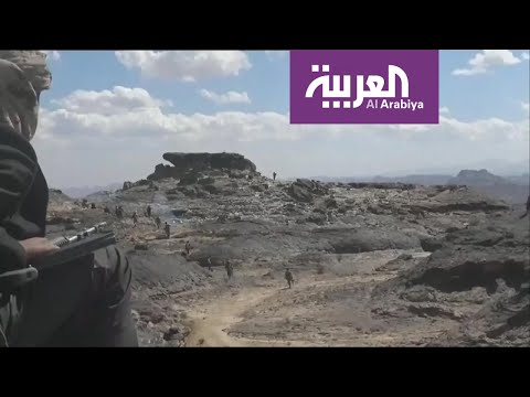 شاهد الجيش اليمني يعزز مواقعه ويتقدم في حجة وصعدة والجوف