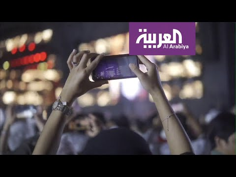 شاهد أضخم مهرجان موسيقي عالمي للمرة الأولى في الرياض
