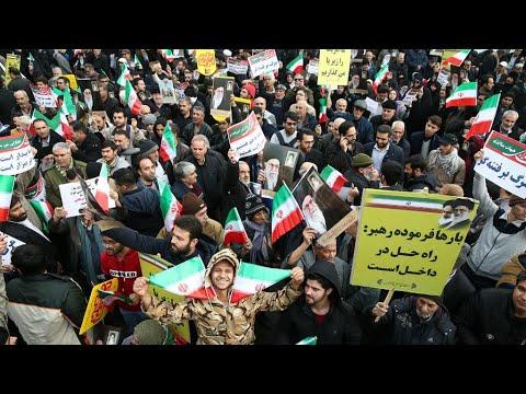 شاهد الأمم المتحدة تعلن اعتقال سبعة آلاف شخص في إيران