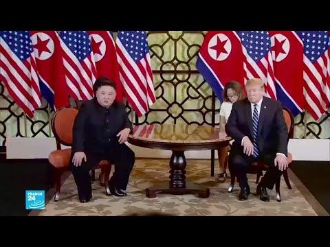 شاهد حلقة جديدة في مسلسل الشتائم بين كوريا الشمالية وأميركا