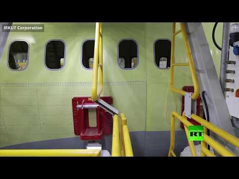 شاهد فيديو لتجميع طائرة القرن الحادي والعشرين الروسية
