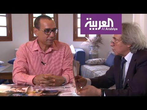 شاهد روائي مغربي يعيش في عزلة مع كتاباته وأشجاره