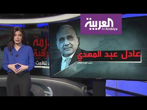 شاهد محطات وأحداث متسارعة وتصاعد في الأزمة العراقية خلال ثلاثة أشهر