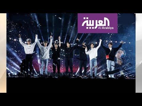 شاهد فرقة bts الكورية تعلن عن جولتها الغنائية soul