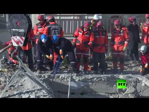شاهد ارتفاع عدد قتلى زلزال تركيا إلى 35 شخصًا
