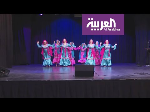 شاهد مهرجان التراث الشعبي العربي في السويد