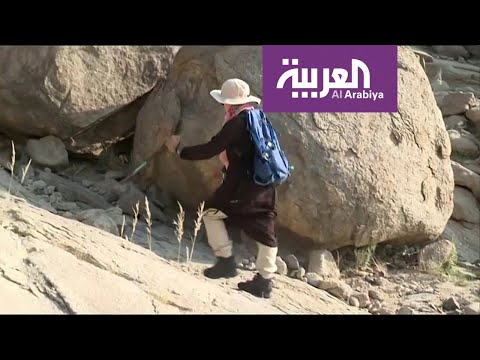شاهد السعودية سوسن عبد الله تتحدى الإعاقة بقمم الجبال