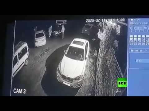 شاهد إعطاب عصابات تدفيع الثمن الإسرائيلية لسيارات الفلسطينيين