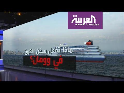 شاهد ماذا تفعل سفن الكروز في ووهان