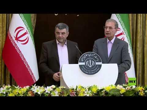 شاهد ظهور أعراض كورونا على نائب وزير الصحة الإيراني