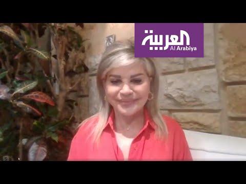 شاهد الوزيرة اللبنانية مي شدياق تروي تجربتها مع الشفاء من كورونا