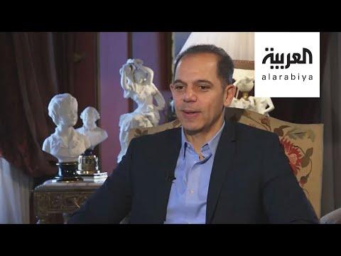 شاهد شاهد حوار رامي عادل إمام يكشف كواليس حياة الزعيم