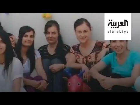 شاهد مأساة 700 أم ومعهن صغارهن يقبعن في سجون تركيا لأسباب سياسية