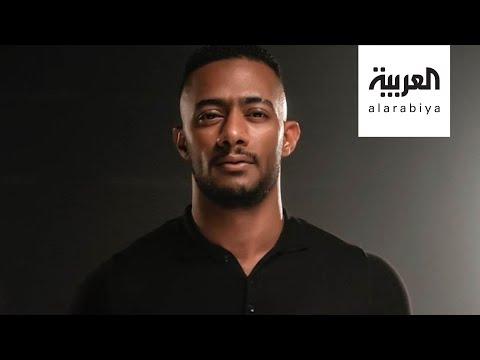 شاهد محمد رمضان يتلقى تهنئة من نجم لاكاسا دي بابل