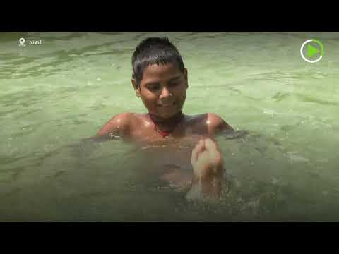 شاهد موجة شديدة الحرارة تضرب دلهي الهندية وسط جائحة كورونا