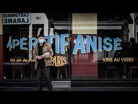 شاهد المطاعم الفرنسية تستعد لاستقبال الزبائن من جديد وسط إجراءات صحية صارمة