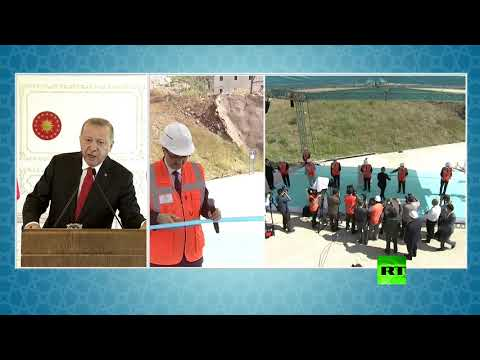 شاهد أردوغان يُعلن نجاح بلاده في إفشال جميع المؤامرات الموجهة ضده
