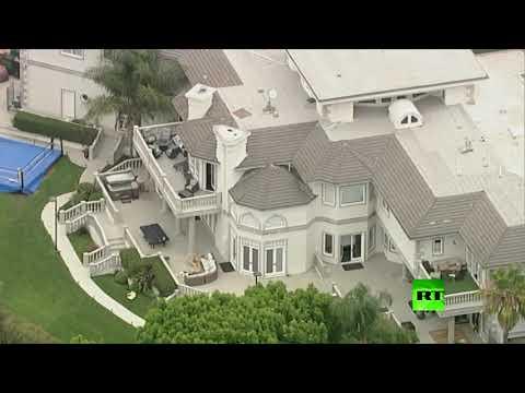 شاهد مكتب التحقيقات الفيدرالي الأميركي يُداهم منزل اليوتيوبر حجايك بول