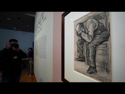 عُرض أمام الجمهور بمتحف الفنان في أمستردام